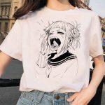 Harajuku T-Shirt with Japanese Anime  Boku No Hero Academia My hero Academia 1