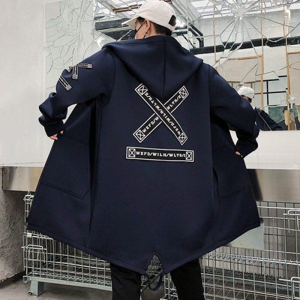 Harajuku Eboy Hooded Jackets 3