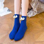 3D eyes Funny Socks Harajuku kawaii style 44