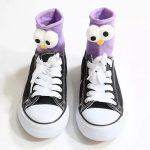 3D eyes Funny Socks Harajuku kawaii style 6