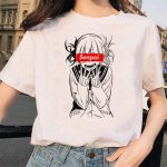 Harajuku T-Shirt with Japanese Anime  Boku No Hero Academia My hero Academia 5