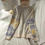 Egirl Eboy Harajuku Vintage Cartoon print Sweater 4