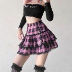 Harajuku Lolita Mini Skirt 1