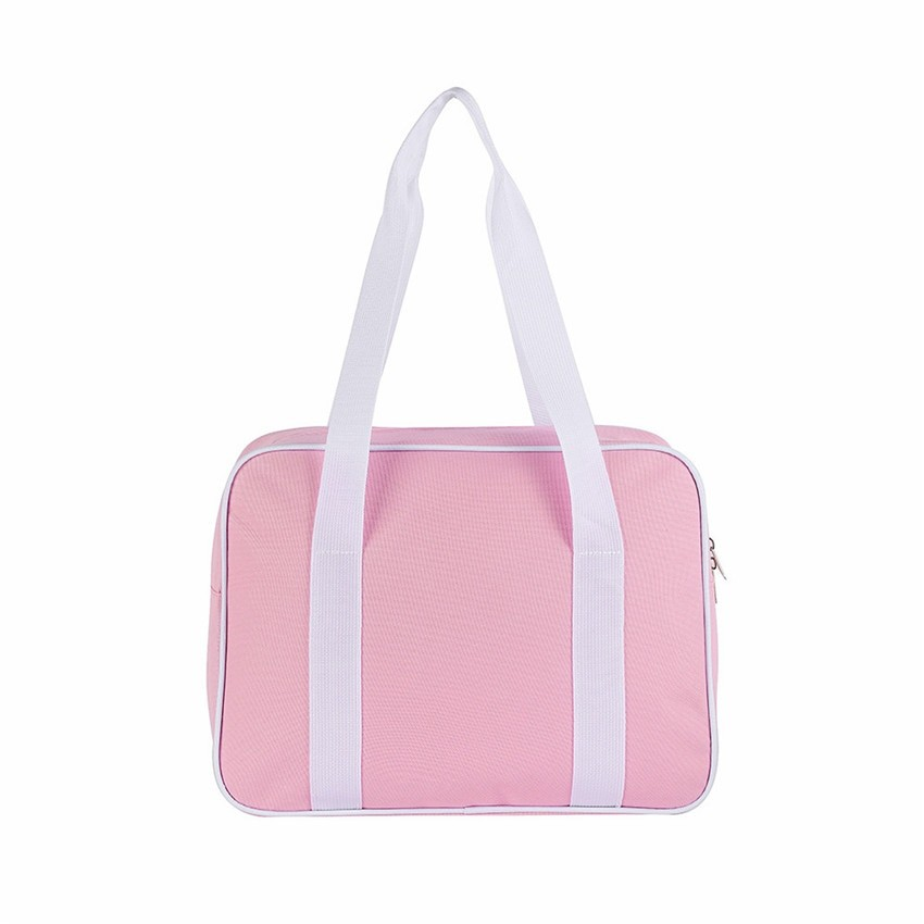 Soft Girl Egirl Harajuku Canvas Large Handbags 54