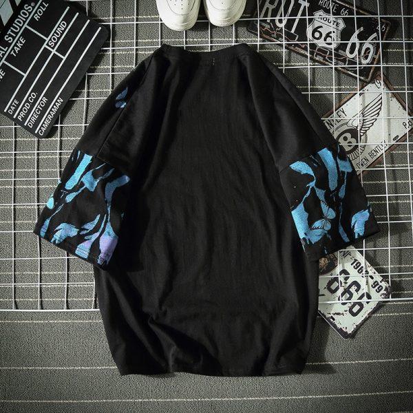 E-boy E-girl Harajuku Punk Butterfly T-Shirt 1