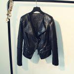 Punk Egirl Motorcycle PU Leather Jacket 5