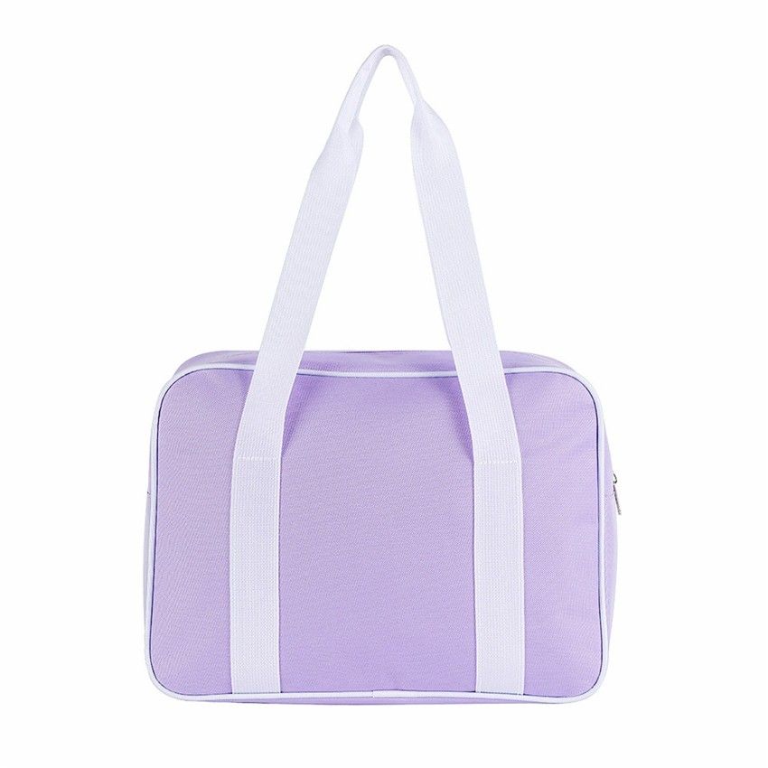 Soft Girl Egirl Harajuku Canvas Large Handbags 56