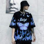E-boy E-girl Harajuku Punk Butterfly T-Shirt 2