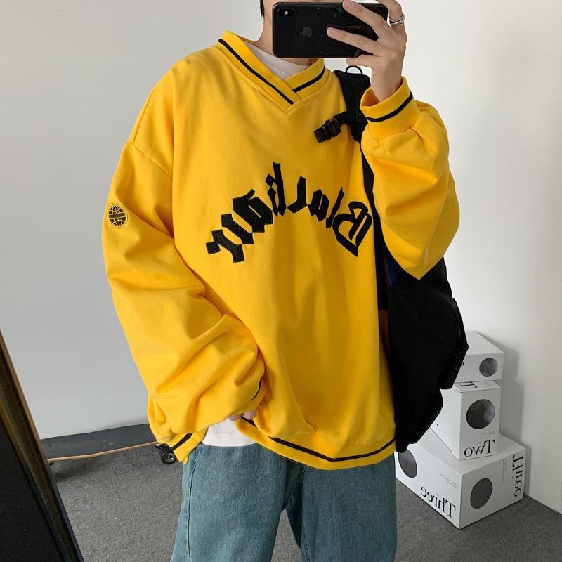 E-boy E-girl Punk Gothic Harajuku V-neck sweatshirt 41