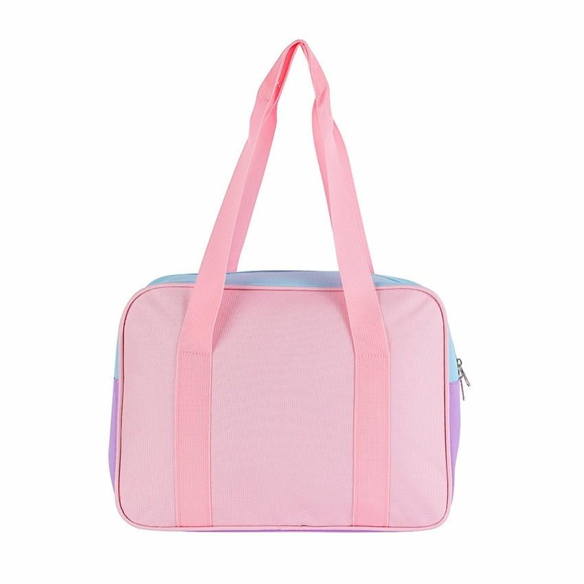 Soft Girl Egirl Harajuku Canvas Large Handbags 55