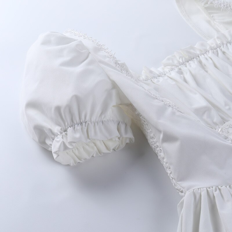 Harajuku E-girl Pastel Goth Soft girl Lolita Princess Mini Dress 62
