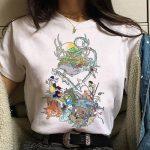Harajuku Anime Spirited Away Kawaii T-shirt 3