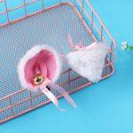 Kawaii Harajuku E-girl Soft girl Plush Animal Ears Hairpins 4
