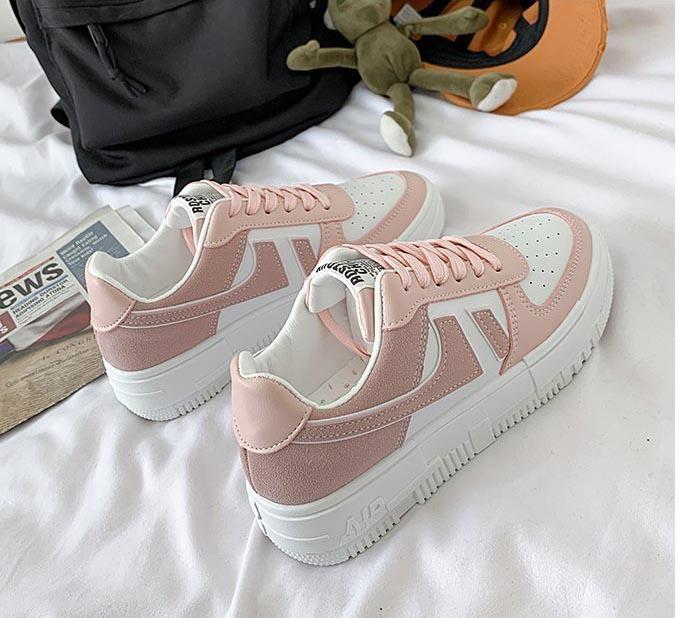 Harajuku Kawaii Y2K Soft Girl Sneakers 52